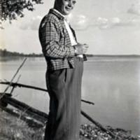 Pentti Haanpää Korpelaisessa