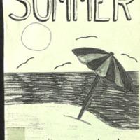 Summer : Hirvihaaran koulun 5 ja 6 lk:n luokkalehti