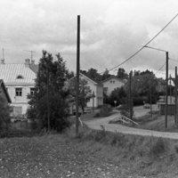 Nummen kylää ja meijerirakennus