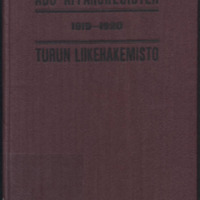 Åbo affärsregister 1919-1920 : Turun liikehakemisto 1919-1920