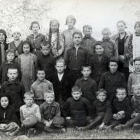 Koulukuva Torpinkylästä