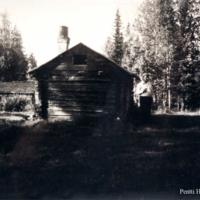 Pentti Haanpää ja Suolasaari