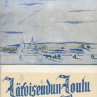 Järviseudun joulu 1959