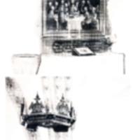 Huittisten kirkon sisäkuvia
