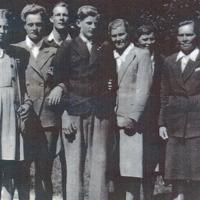Saharetkeläisten ryhmäkuva
