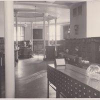 Turun kaupunginkirjasto, alakerta