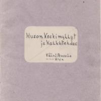 Väinö Pensala Huson koskimyllyt ja kalkkitehdas (käsikirjoitus).pdf