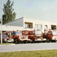 Orimattilan paloasema 1970-luvulla