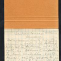 Päiväkirjaa touko-kesäkuu 1954<br /> Kuvauksia Kiinan matkalta kesä-heinäkuu 1954<br /> Puut. Osa käsikirjoituksesta kesä-heinäkuu 1954