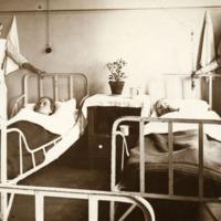Orimattilan kunnansairaala vuonna 1916