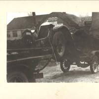 Keiteleen ensimmäinen auto