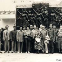 Kiinassa vuonna 1953