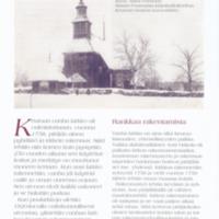 Keuruun vanha kirkko : 250 vuotta tekoja ja tapahtumia