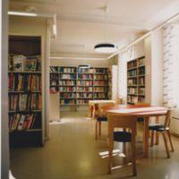 Maarian lähikirjasto 1990-luvulla, Turun kaupunginkirjasto