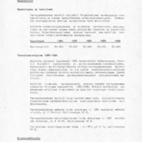 Kuntasuunnitelma 1986-1990 : Osa 2/2