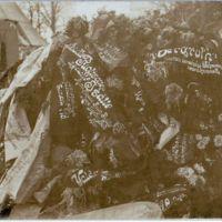 Valdemar Bergrothin hautajaiset