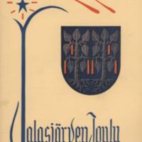 Jalasjärven joulu 1967