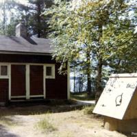 Korpelaisen sauna/työhuone