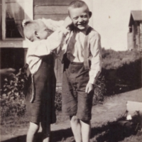 Veljekset Pentti ja Keijo Lehtinen