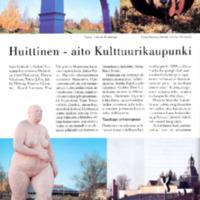 Huittinen - aito Kulttuurikaupunki