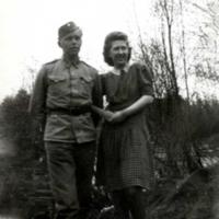 Eero Vesterinen ja Lyyli Karjalainen