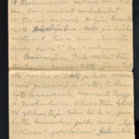 Päiväkirjaa vuosilta 1940-1941<br /> Novelleja. Käsikirjoituksia helmi-toukokuu 1941<br />