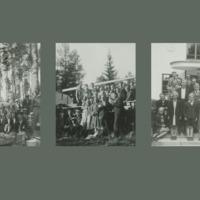 Saharetken osanottajia