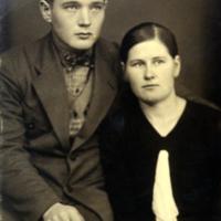 Olli ja Anna Haanpää