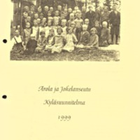 Arola ja Jokelanseutu kyläsuunnitelma 1999
