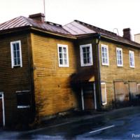 Pentti Haanpään majoituspaikka Hyvinkäällä