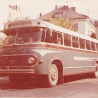 Pentti Lehtisen linja-auto