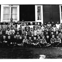 Oppilaita vuodelta 1931
