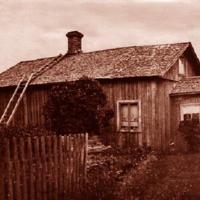 Santamalan Lehtiniemen entinen asuinrakennus