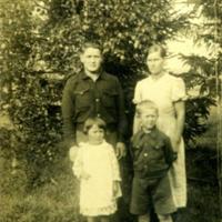 Olli Haanpään perhe
