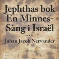Jephthas bok En Minnes-Sång i Israël