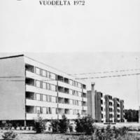 Mäntsälän kunnan kunnalliskertomus 1972 : Osa 1/2