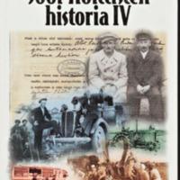 Suur-Huittisten historia IV : Pitäjäyhteisö lääkitsee haavansa 1918-1939