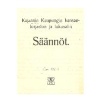 Kajaanin kaupungin kansankirjaston ja lukusalin säännöt.pdf