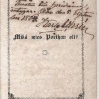 Snellman, Johan Vilhem - Mikä mies Porthan.pdf