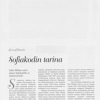 Sofiakodin tarina
