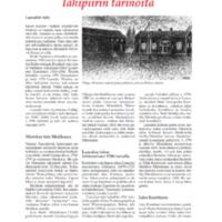 Laasalan Konttiset ja muita lähipiirin tarinoita