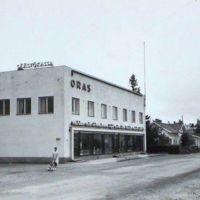 Osuusliike Oraksen toimitalo 1950<br /> <br /> <br />