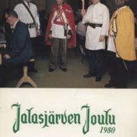 Jalasjärven joulu 1980