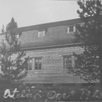 Laidinmäen mäkitupa vuonna 1927