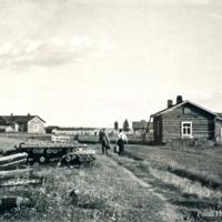 Pessaarin talo Lamujärvellä