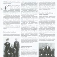 Pitkäkankaan talo : alkujaan Sirola/Puromäen torppa