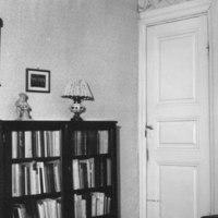 Pappilan kanslian ovi 1965