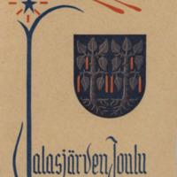 Jalasjärven joulu 1970