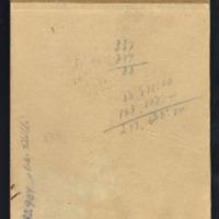Novelliaiheita vuodelta 1947<br /> Muistiinmerkintöjä ja sitaatteja vuosilta 1945-1946