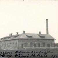 (773) Someron Osuusmeijeri, Sillanp+ñ+ñ 1907.jpg